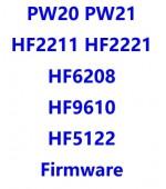 PW20_PW21_HF2211_HF2221_HF6208_HF9610_HF5122__固件